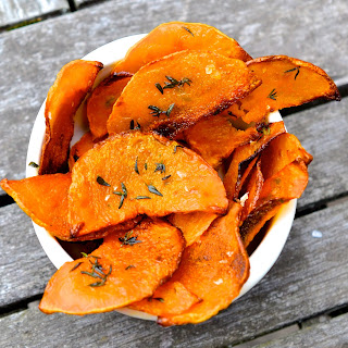 Butternut Squash Chips Recipes