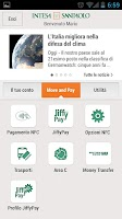 Screenshot of La tua banca per Android