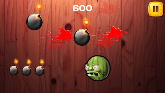 Zombie Fruit Harvest - screenshot