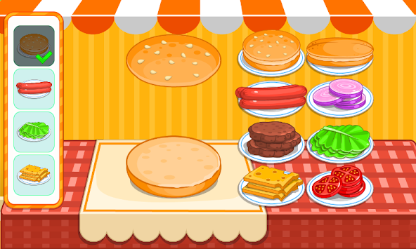 Children's Supermarket APK screenshot thumbnail 2