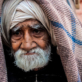 by Manish Mishra - People Portraits of Men