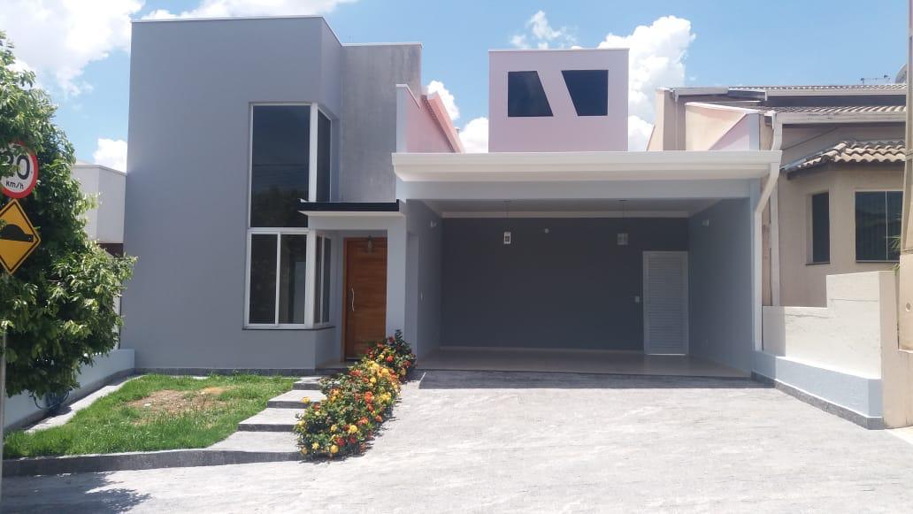 Casa com 3 dormitórios à venda, 167 m² por R$ 560.000 - Jardim Golden Park Residence - Hortolândia/SP