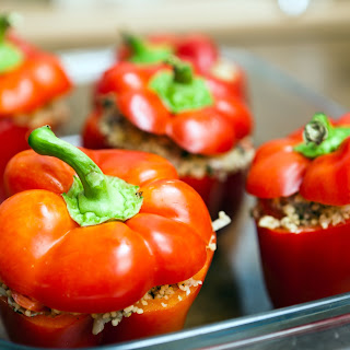 Stuffed Capsicum Recipes