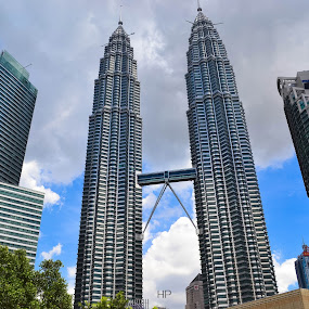 KLCC by Hazmi Anas - Buildings & Architecture Office Buildings & Hotels ( twin, klcc, towers, petronas, malaysia, buliding, kl )