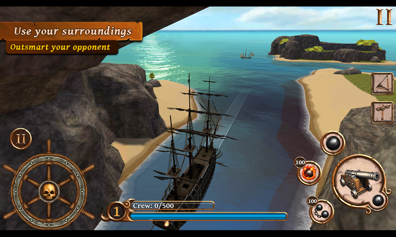 Ships of Battle: Age of Pirates Screenshot 3