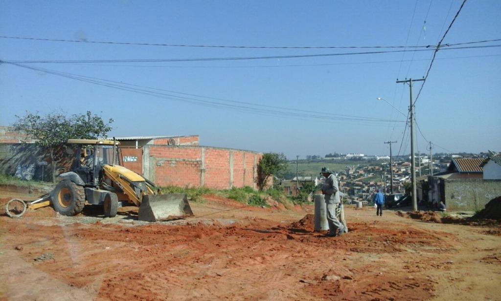 Terreno  residencial à venda, Jardim São Judas Tadeu, Campin...