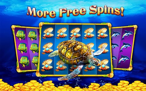 Big Whale Slot Machines apk screenshot
