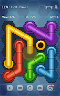Pipe Lines : Hexa Screenshot