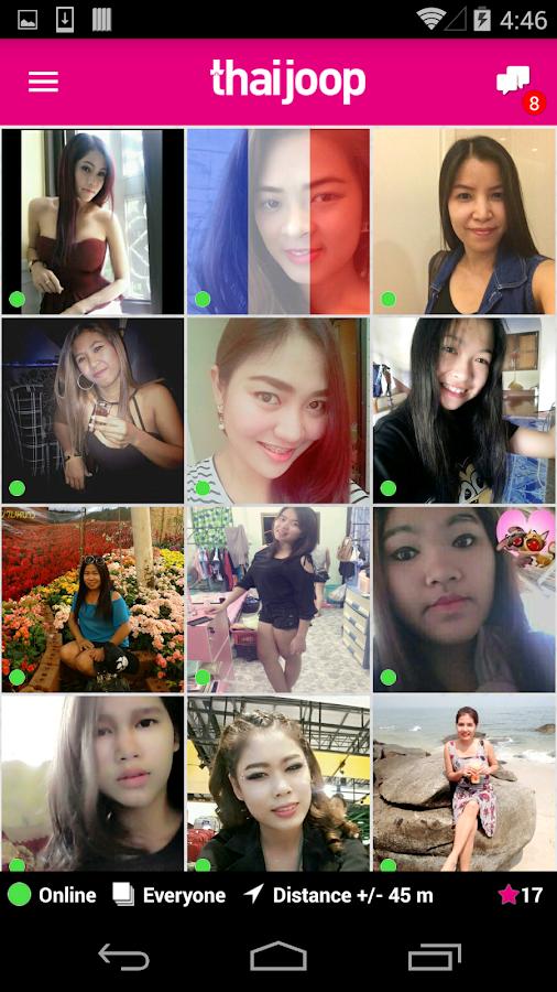 Best dating apps thailand