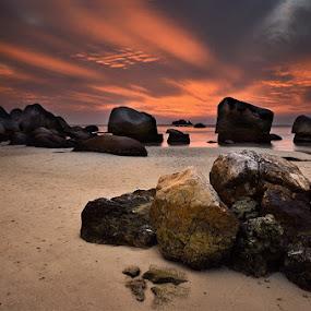 by Echi Amenk Fariza - Nature Up Close Rock & Stone