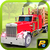 Logging Truck Timber Simulator