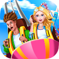 Game Fashion Doll - Theme Park Date apk for kindle fire