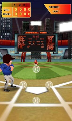 Baseball Hero screenshot 3