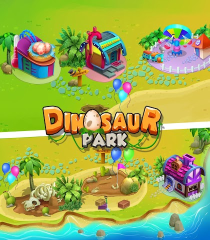 android Dinosaur Park: Dino Baby Born Screenshot 7