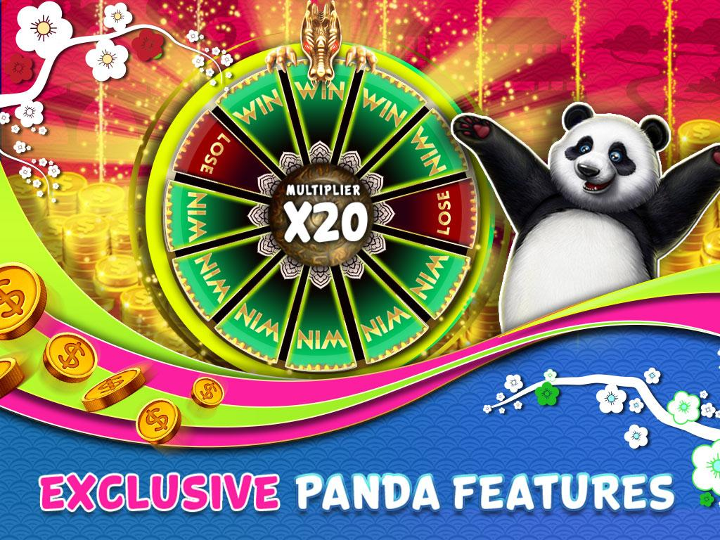 Panda Best Slots Free Casino Screenshot 9