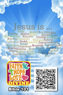 Bible Word Game - Picture Quiz - screenshot
