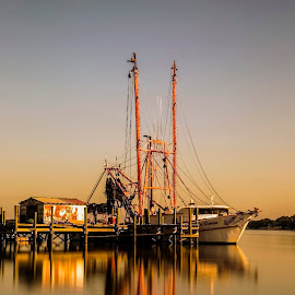 by Kemal Bajagilovic - Transportation Boats
