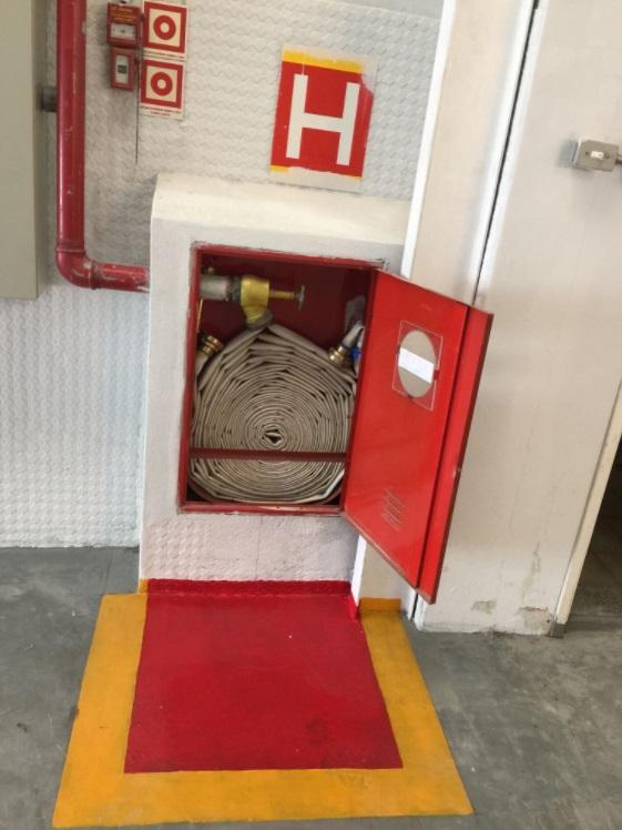 Caixa hidrante