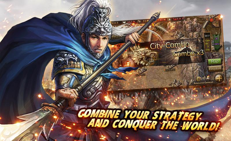 Conquest 3 Kingdoms Screenshot 3