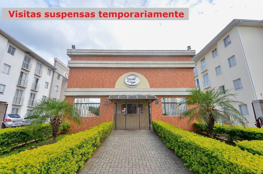AP0310-ROM, Apartamento de 3 quartos, 62 m² à venda no Fazendinha - Curitiba/PR