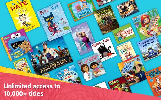 Amazon FreeTime – Kids' Videos, Books, & TV shows