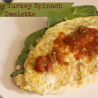 Spinach Omelette Healthy Recipes