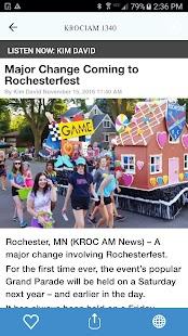 Free 1340 KROC-AM - Rochester APK for Windows 8