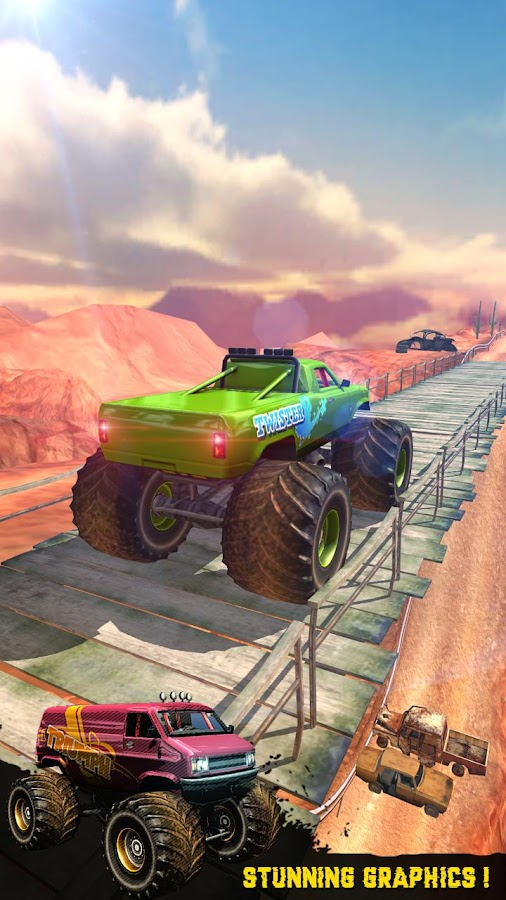 4X4 OffRoad Racer - Racing Games Screenshot 12