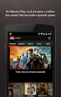 Screenshot of Telecine Play - Filmes Online