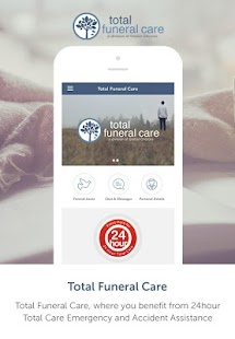 Total Funeral Care - screenshot