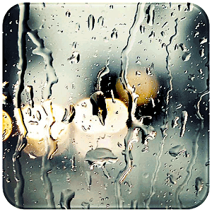 Transparent Rain Glass