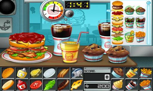 Burger screenshot 1