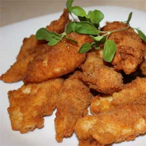 Deep Fried Beer-Battered Tilapia