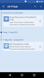 AD President's Club - screenshot