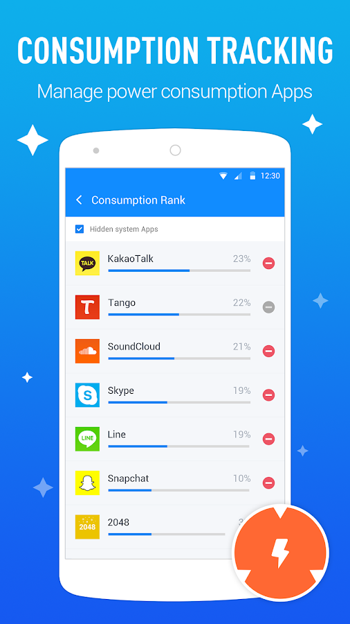 Battery Plus – Charge Boost Screenshot 1