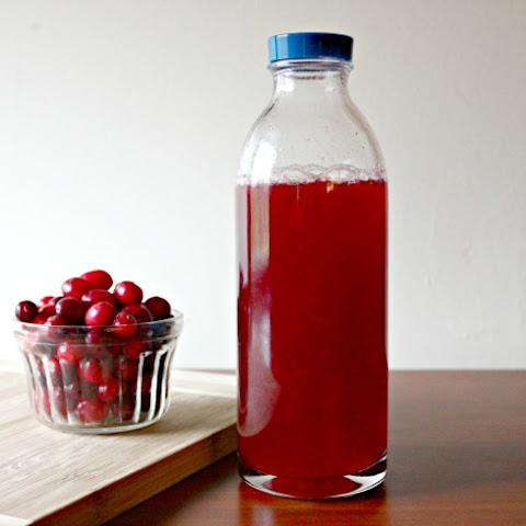 Homemade Fresh Cranberry Juice in 20 Minutes!