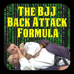 Cover art The BJJ Back Attacks Formula
