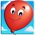 Download Kids Balloon Pop Game Free APK on PC