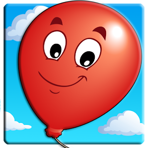 Kids Balloon Pop Game Free 🎈 Icon