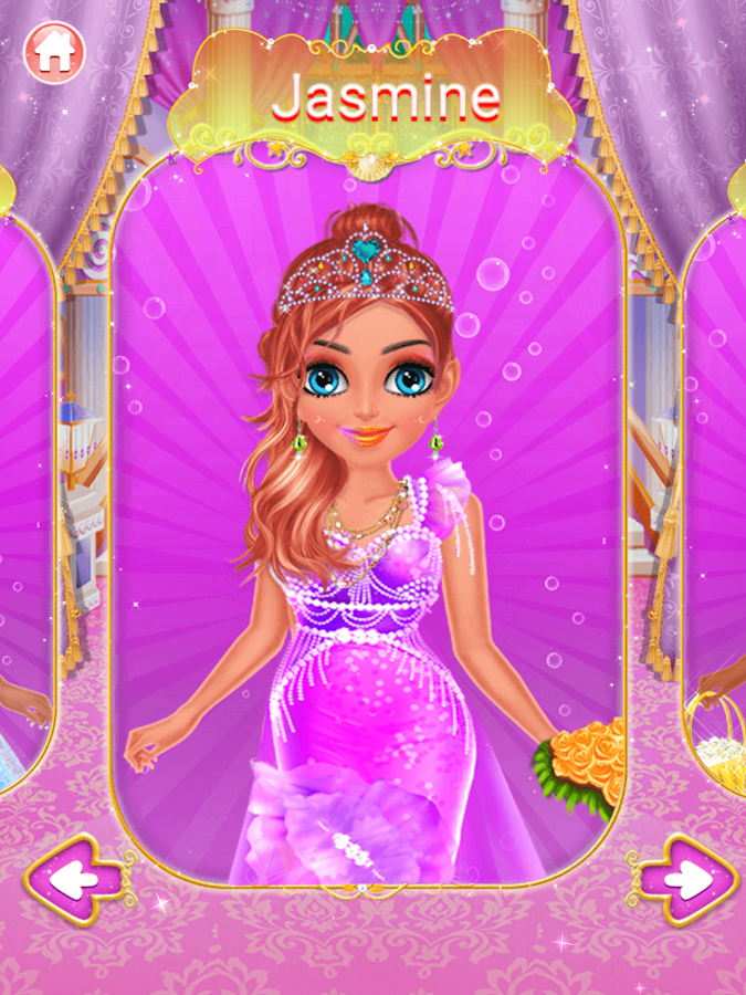 Princess Makeover Screenshot 7