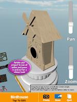 Screenshot of Works of Ahhh... 3D Painting