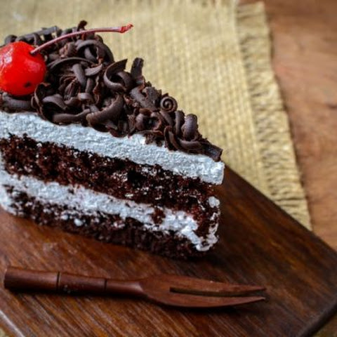 Buttercream Chocolate Layer Cake