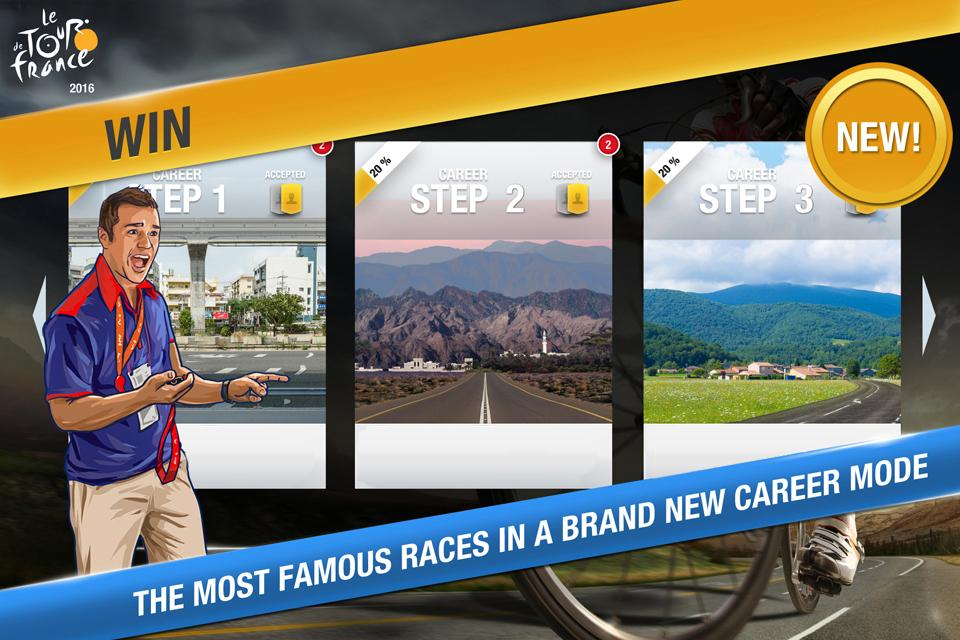 Tour de France 2016 - The Game Screenshot 1
