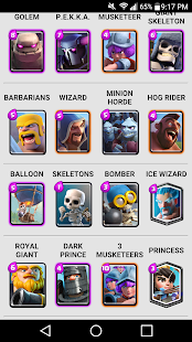 Super Guide for Clash Royale - screenshot