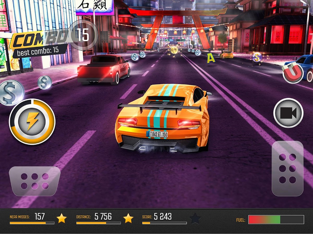 Road Racing: Traffic Driving Screenshot 14