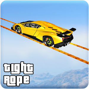 Longest Tightrope Mega Ramp Car Racing Stunts Game Released on Android - PC / Windows & MAC