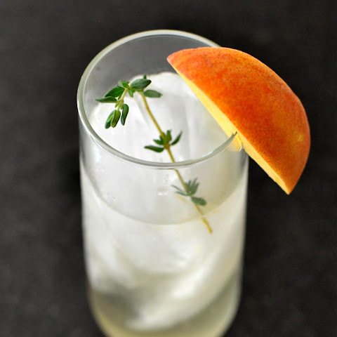 Sparkling Peach Sangria Recipe | Yummly