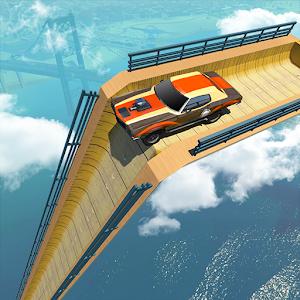 Mega Ramp Free: Car Stunts For PC / Windows 7/8/10 / Mac – Free Download