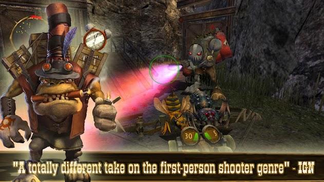 Oddworld: Stranger's Wrath apk screenshot