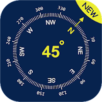 Smart Compass for Android: GPS Compass Map 2018 For PC / Windows 7.8.10 / MAC